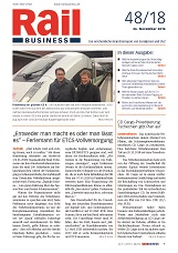 Rail Business - 48/18 표지